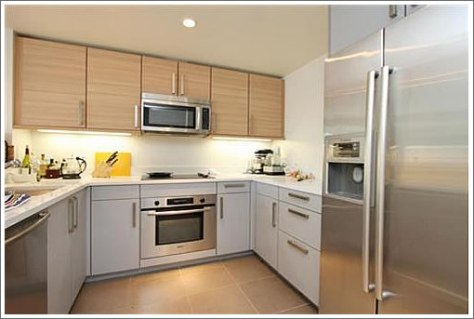 Standar equipment in kitchen design