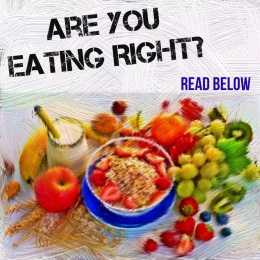 Weight Loss- Are You Eating Right?