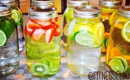 Benefits of Drinking Infused Water