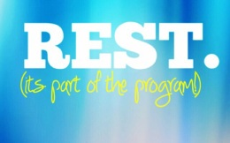 Why are REST Days Critical?